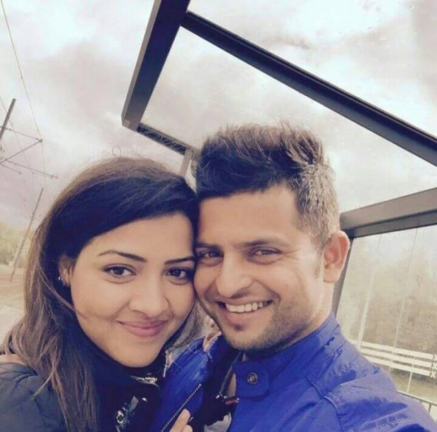 Cuties Raina and Priyanka