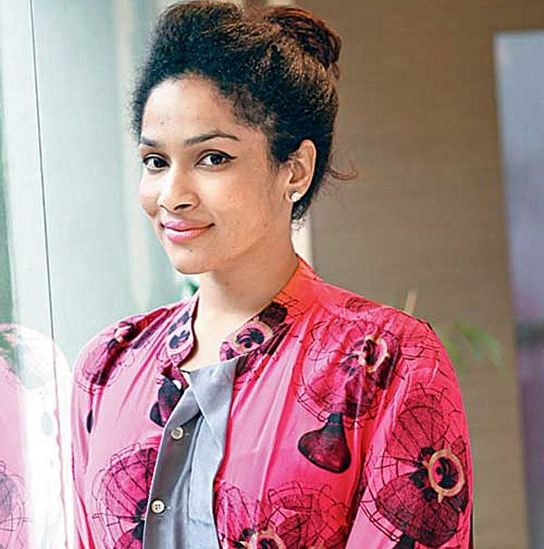Viv Richard's daughter Masaba Gupta