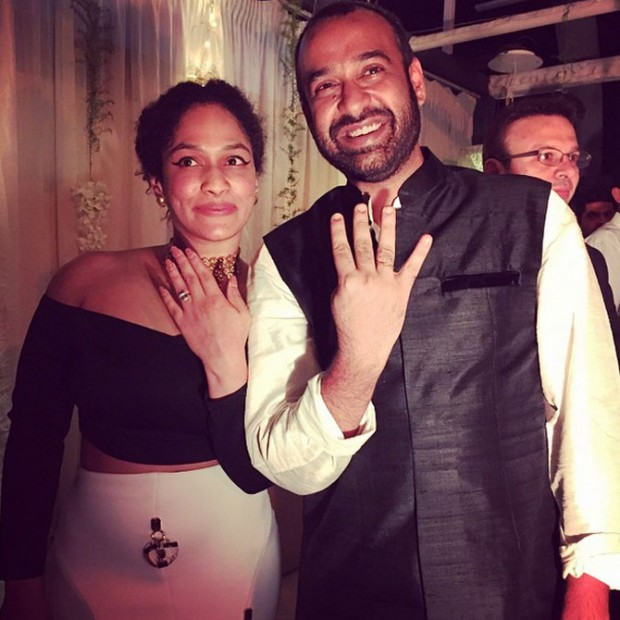 Masaba Gupta and Madhu Mantena got engaged