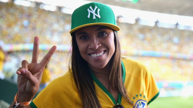 Ronaldinho's sister Deisy