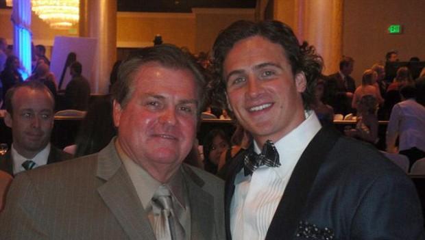 Ryan Lochte father Steven R. Lochte