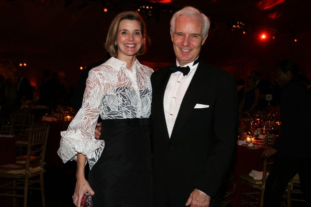 Sallie Krawcheck and Her Husband Gary Appel