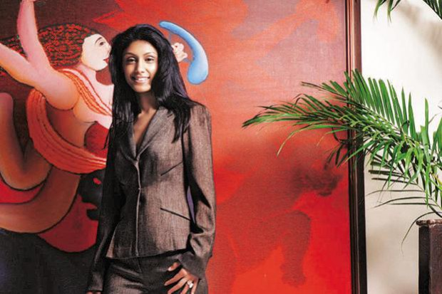 Shiv Nadar's daughter, HCL Enterprise CEO Roshini Nadar