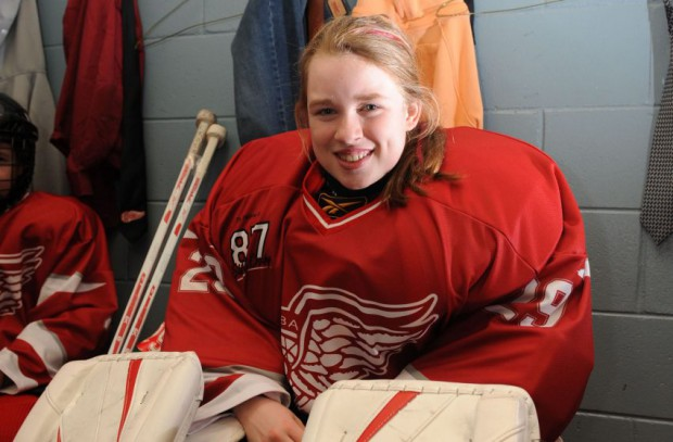 Sidney Crosby sister Taylor Crosby