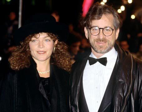 Steven Spielberg Wife