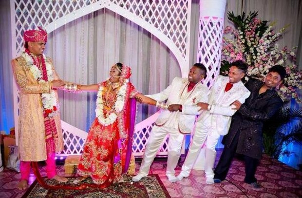Sunil Narine Marriage Photos