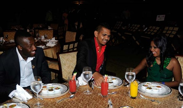 Sunil Narine With His Wife Nandita