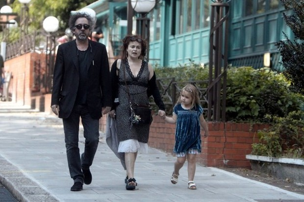 Tim Burton Daughter Neil Burton