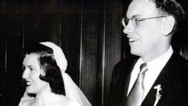 Warren Buffet on His Wedding