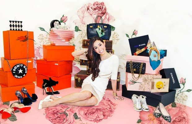 Yen Kwong Started a Online Business of Selling Designer Brands