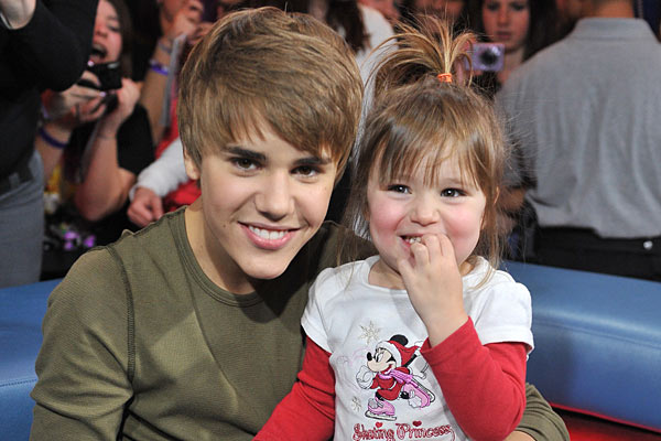 Pictures of Justin Bieber And His Sister Justin Bieber Sister