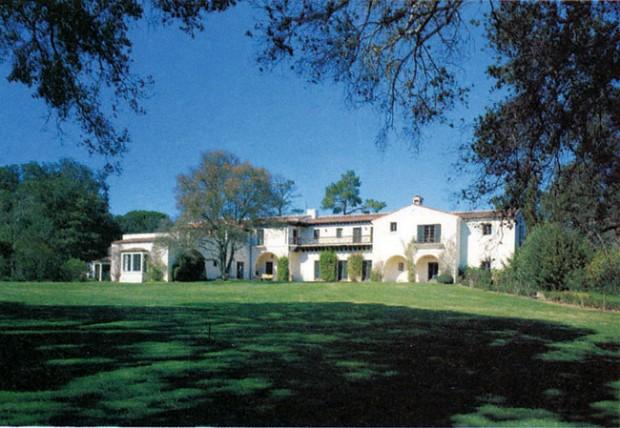 Steve Jobs Woodside Mansion
