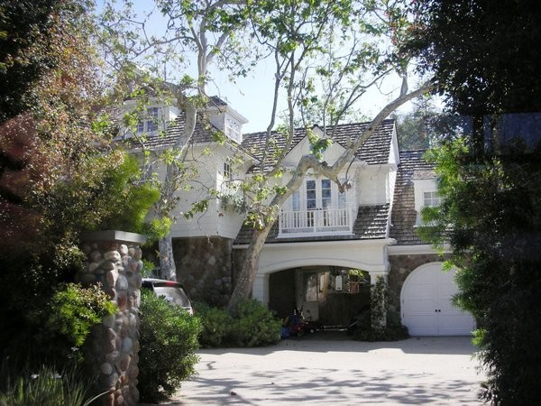Adam Sandler Home at LA City