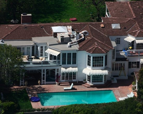 Adam Sandler House Overlook