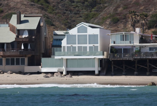 Adam Sandler Malibu Beach House