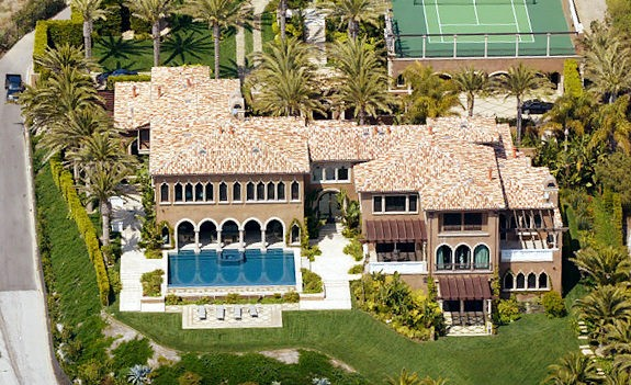 Adam Sandler Mansion