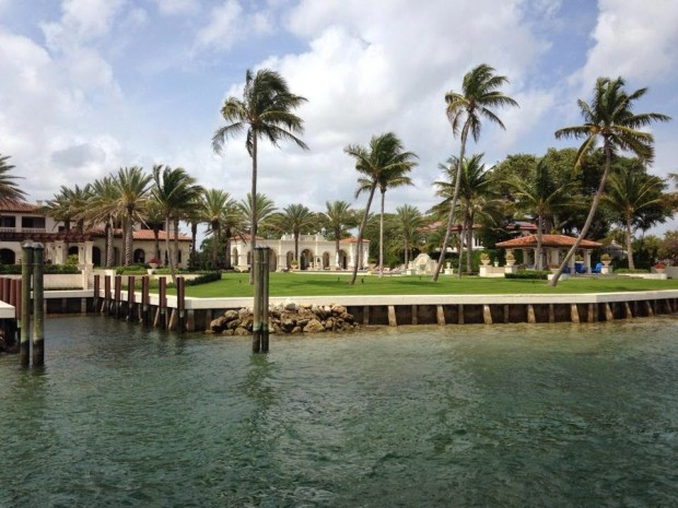 Adam Sandlers New House in Boca