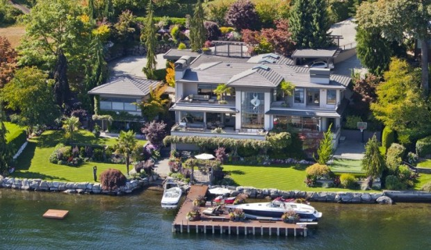 Bill Gates Luxurious Home