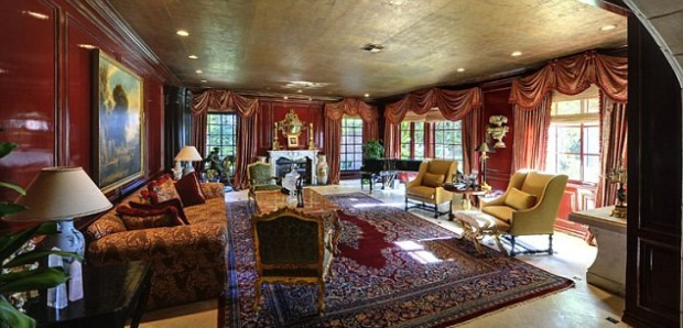 Britney Spears Mansion Inside View