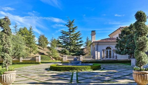 Britney Spears Italian Villa