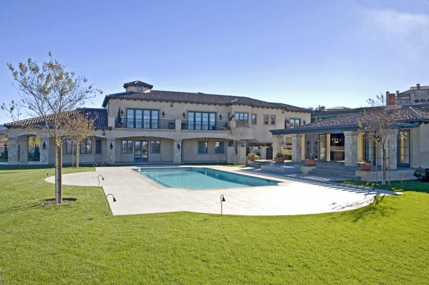Britney Spears New Mansion