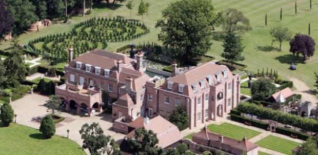 David Beckham House