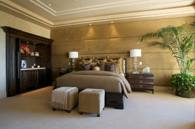 Mayweather Bed Room
