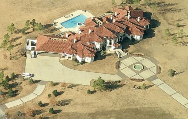 Garth Brooks House