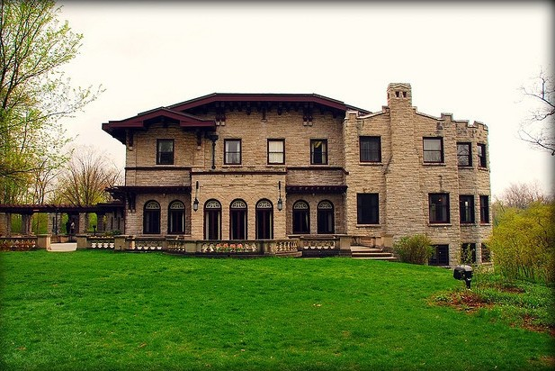 Henry Ford House in Dearborn, Michigan