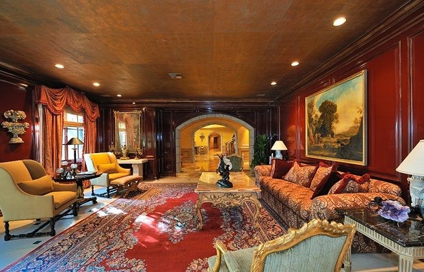 Jean Spears Luxurious Home