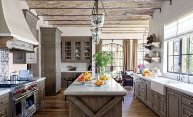Lavish Kitchen Room