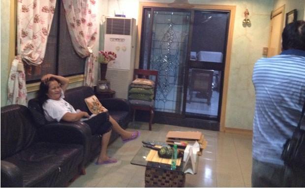 Living Room in Rodrigo Duterte's House