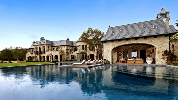 Mansion in Los Angeles