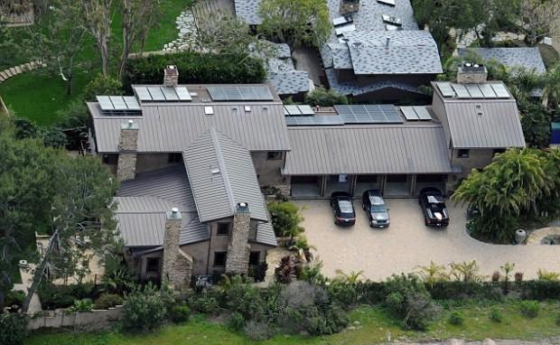 Matthew McConaughey Home