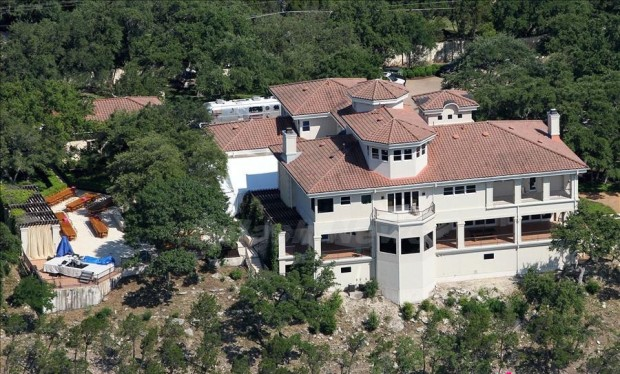 Matthew McConaughey House in Texas