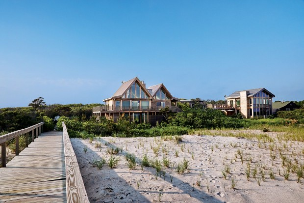 Michael Kors's Beach House on Long Island