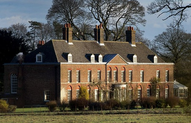 Kate and Will's Norfolk House