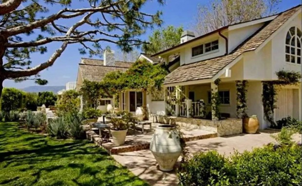 Robert Downey Jr Home in California