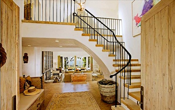 Robert Downey Jr Mansion Inside View