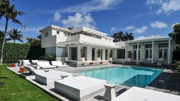 Shakira Miami Mansion