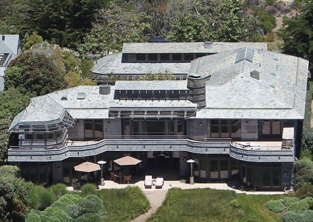 Steven Spielberg Beach House