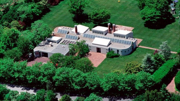Steven Spielberg East Hampton House
