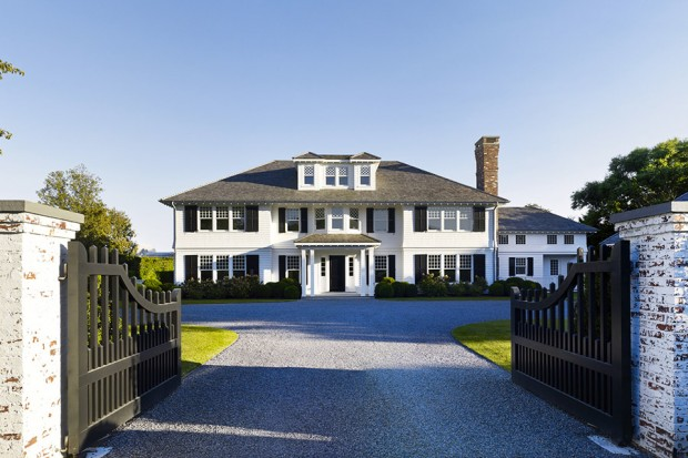 Steven Spielberg East Hampton Mansion