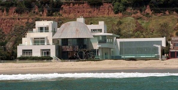 Steven Spielberg Malibu Home