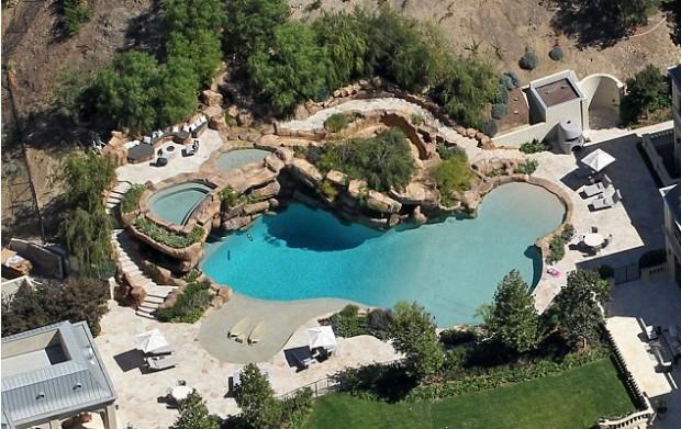 A Huge Swimming Pool