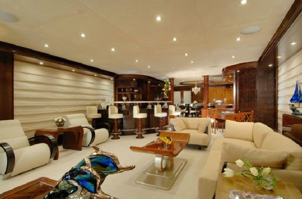 Luxury Inside Of His House