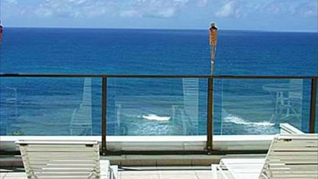Ocean View from Drew Brees house