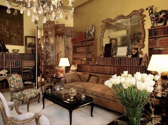 Luxurious Hall