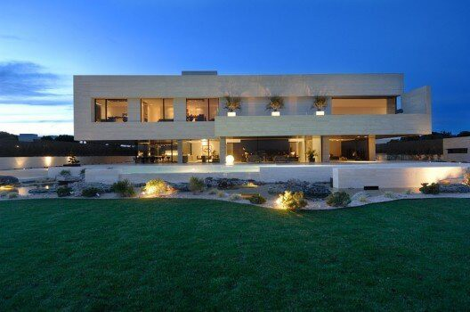Madrid Mansion