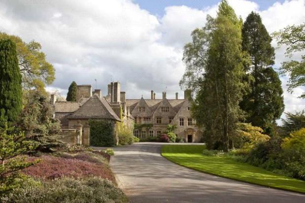 The Abbotswood Estate of David Beckham